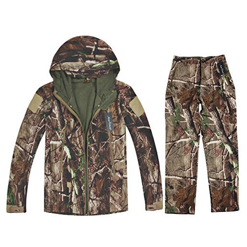 NEW VIEW Hunting Camouflage Hoodie