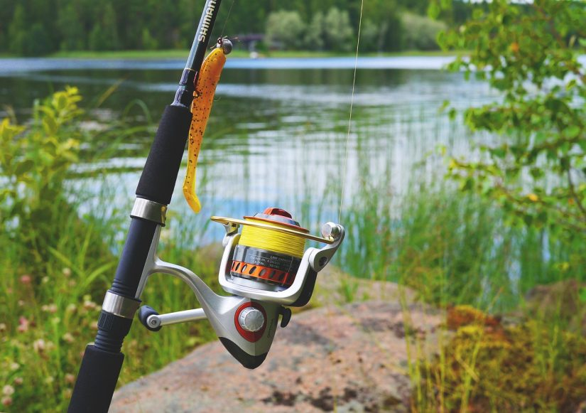 COLOR BRAIDED FISHING LINE FOR BASS