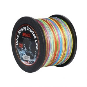 RUNCL Braided Fishing Line 8 Strands, Ultra Strong Braided Line