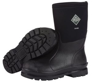 Muck Boot unisex-adult mens CHM-000A Chore Mid