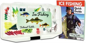 Tailored Tackle Ice Fishing Jigs Lures Kit